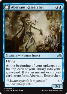 Aberrant Researcher [SOI]