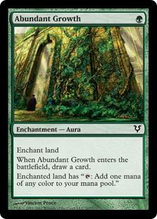 Abundant Growth [AVR]