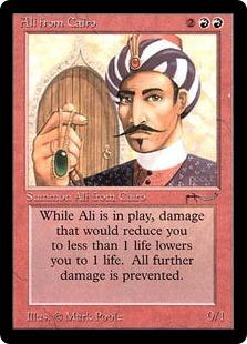 Ali from Cairo [ARN]