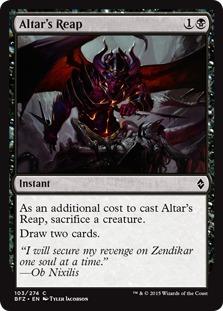 Altar's Reap [BFZ]