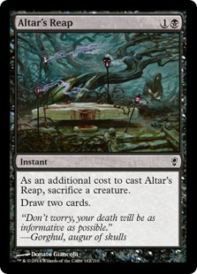 Altar's Reap [CNS]