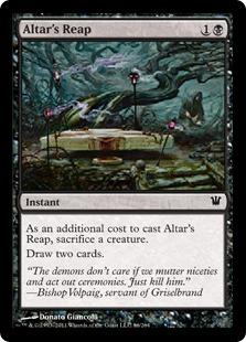 Altar's Reap [ISD]