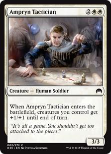 Ampryn Tactician [ORI]