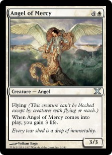 Angel of Mercy [10E]