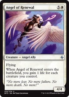 Angel of Renewal [BFZ]
