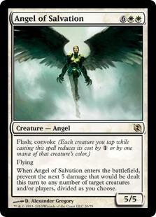 Angel of Salvation [DDF]