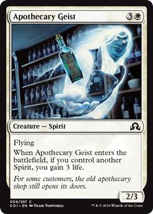 Apothecary Geist [SOI]