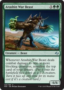 Arashin War Beast [FRF]