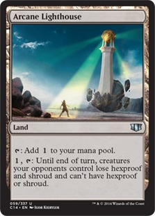 Arcane Lighthouse [C14]