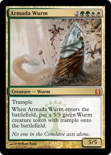Armada Wurm [RTR]