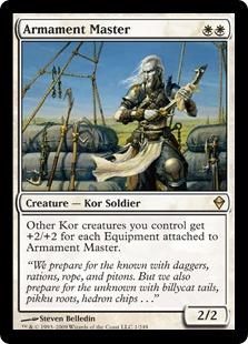 Armament Master [ZEN]