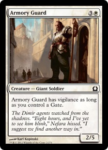 Armory Guard [RTR]