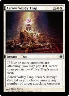 Arrow Volley Trap [ZEN]