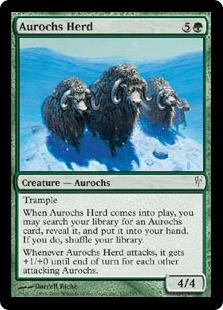 Aurochs Herd [CSP]