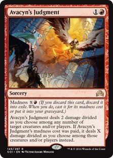 Avacyn's Judgment [SOI]