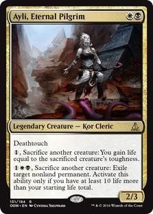 Ayli, Eternal Pilgrim [OGW]