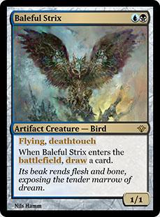 Baleful Strix [VMA]