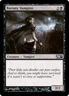 Barony Vampire [M11]
