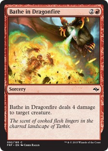 Bathe in Dragonfire [FRF]