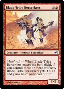 Blade-Tribe Berserkers [SOM]