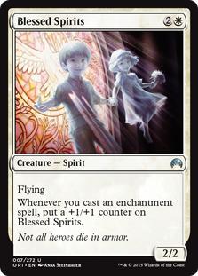 Blessed Spirits [ORI]