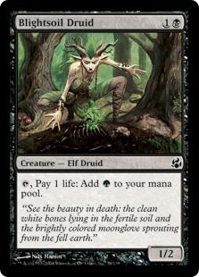 Blightsoil Druid [MOR]