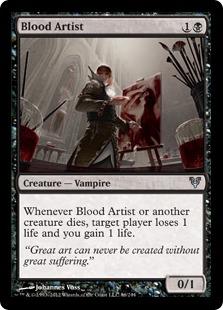 Blood Artist [AVR]