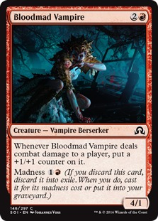 Bloodmad Vampire [SOI]