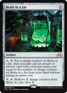 Brain in a Jar [SOI]