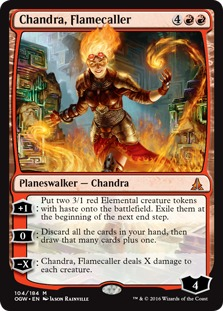 Chandra, Flamecaller [OGW]