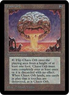 Chaos Orb [LEA]