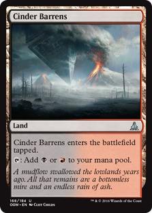 Cinder Barrens [OGW]