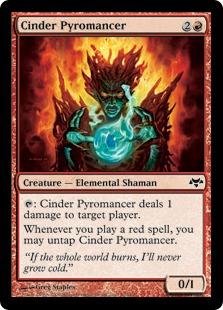 Cinder Pyromancer [EVE]