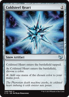 Coldsteel Heart [C15]