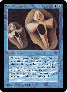 Copy Artifact [LEA]