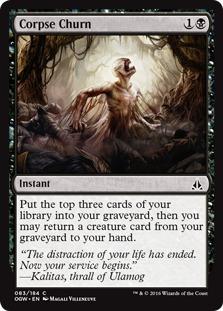 Corpse Churn [OGW]