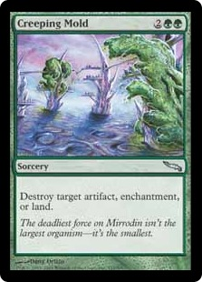 Creeping Mold [MRD]