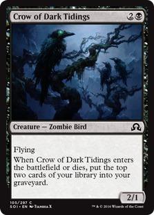 Crow of Dark Tidings [SOI]