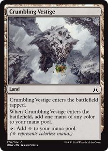 Crumbling Vestige [OGW]