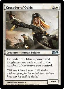 Crusader of Odric [M13]