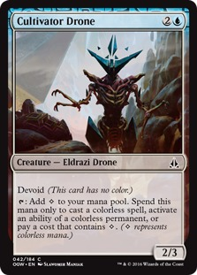 Cultivator Drone [OGW]
