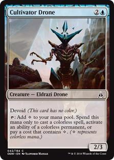 Cultivator Drone [OGW]