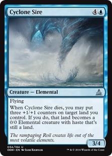 Cyclone Sire [OGW]