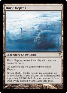 Dark Depths [CSP]