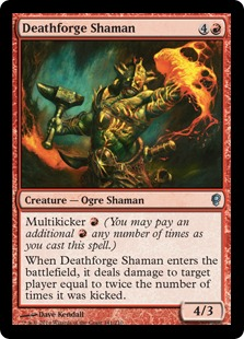 Deathforge Shaman [CNS]