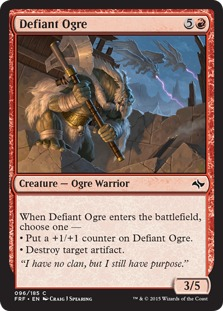 Defiant Ogre [FRF]