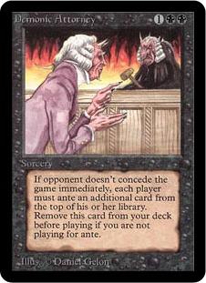 Demonic Attorney [LEA]