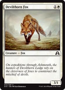 Devilthorn Fox [SOI]