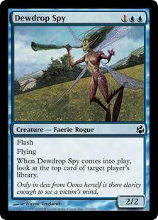Dewdrop Spy [MOR]