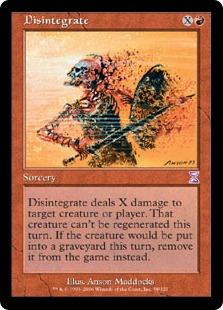 Disintegrate [TSB]